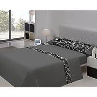 PIERRE CARDIN- PARIS. Juego de sábanas 100%algodón, alta calidad. (