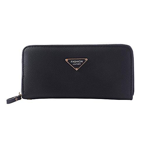 LEvifun Women Coin Purse Fashion Phone Bag Handbag Pouch Money Wallet Mini Bag Retro Vintage Credit Card Holder Key Ring Change Purse for Women Teen Girl