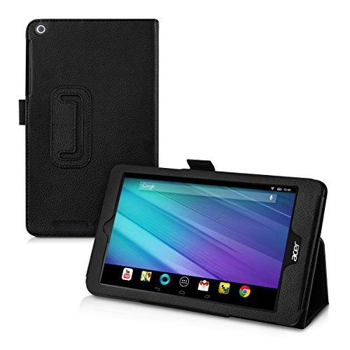 kwmobile Acer Iconia One 8 (B1-820) Hülle - Tablet Cover Case Schutzhülle für Acer Iconia One 8 (B1-820) mit Ständer
