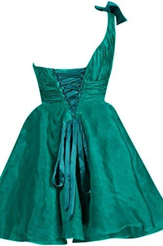 Sunvary Sheer Organza, fascia e corsetto in Tulle, per abiti da sera Gowns sera Burgundy