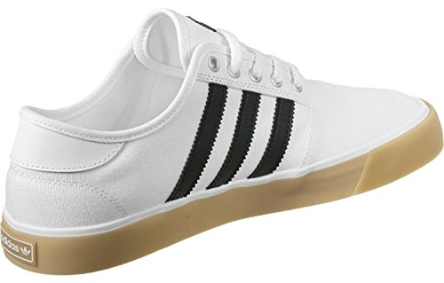 Adidas Seeley Decon, Baskets mode pour homme Blanc