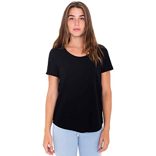 american-apparel-t-shirt-donna-black-small