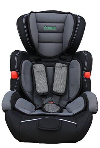Kindersitz Autositz Kinder 9-36 Kg neu ECE 44-04 Auto Grau