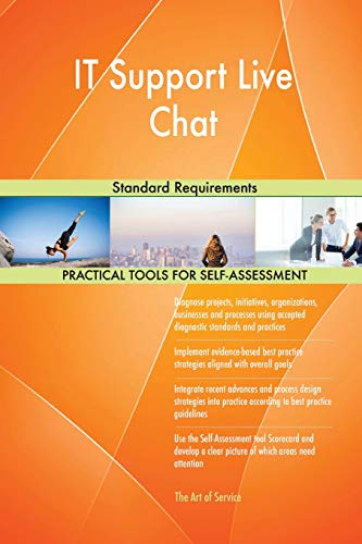 It Support Live Chat Standard Requirements (Live Chat)