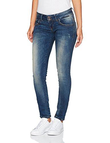 LTB Jeans Damen MOLLY Slim Jeans, Blau (Erwina Wash 1942), Gr. W25/L32