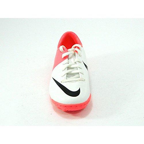 Nike , Baskets pour garçon blanc Bianco bianco/rosso solare
