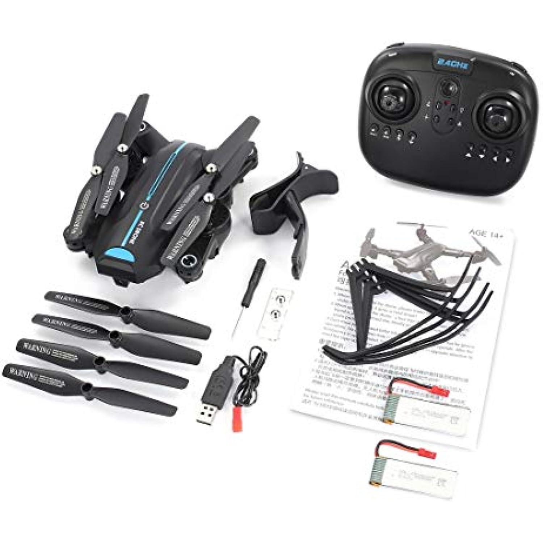 Formulaone Capteur de gravité pour caméra A6W A6W A6W WiFi FPV Altitude Hold Mode sans tête Pliable Une clé pour décoller / atterrir Batterie pour Drone Quadcopter RC 84f78a