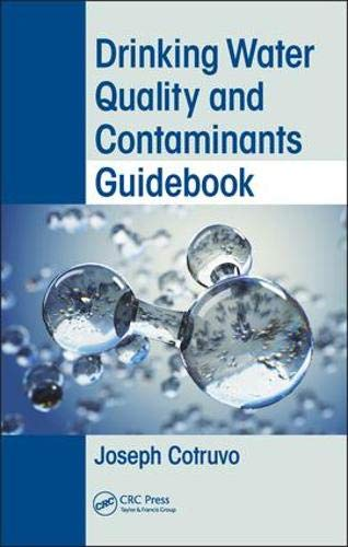 Drinking Water Quality and Contaminants Guidebook (Books Reuse Llc)