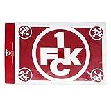 1. FC Kaiserslautern - 4er Tischset - Plastik - leicht zu reinigen