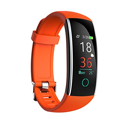 ATpart smart Bracelet Fitness Tracker Sports arm with Color Screen Heart Rate Monitoring sphygmomanometer Men\'s Women\'s Sports Watch