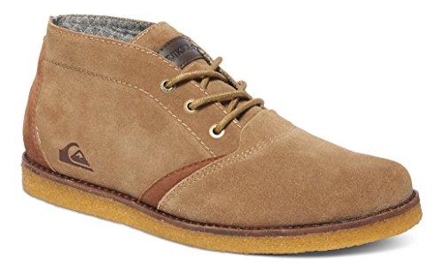 quiksilver-harpoon-zapatos-de-cordones-para-hombre-marrn-43