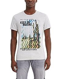edc by Esprit 047cc2k007, T-Shirt Homme