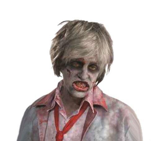 (Halloween Wild Zombie Perücke)