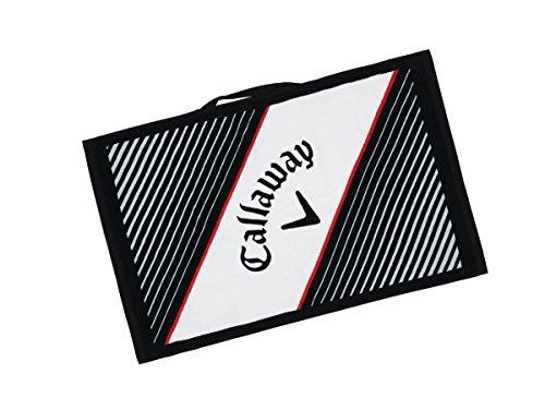 Callaway Cart Towels Serviettes Mixte, Blanc, Taille Unique