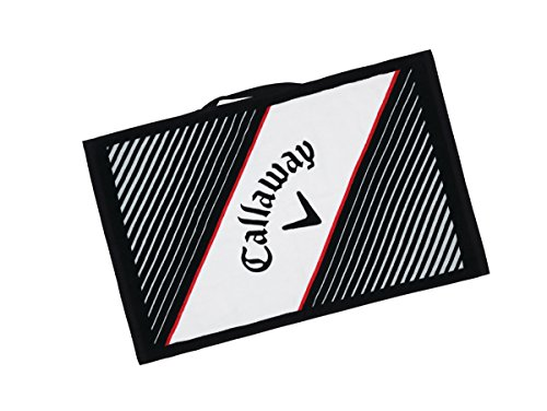 Callaway Golf 2017 Cotton Cart Performance Mens Golf Bag Towel 16