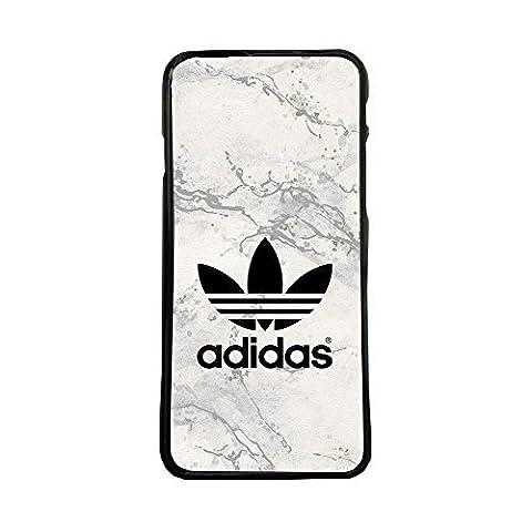 Coque Housse pour mobile logo marbre d'adidas rétro logo Etui Cover - iPhone 4 4s