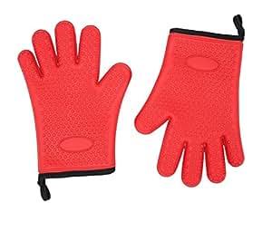 ofenhandschuhe aus silikon von opul wasserdichte rutschfeste handschuhe aus silikon. Black Bedroom Furniture Sets. Home Design Ideas