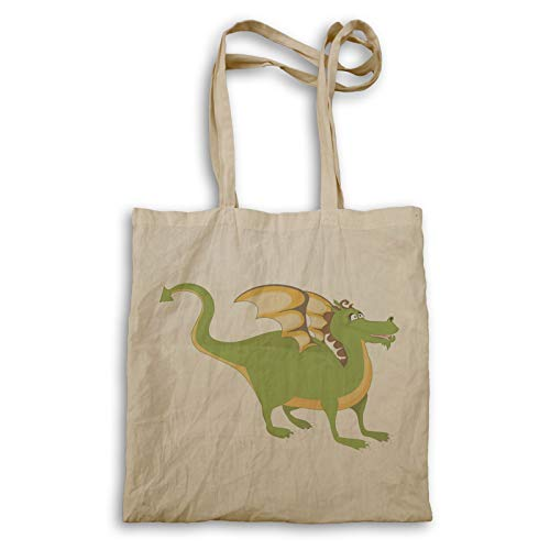 INNOGLEN Magic Dragon Cartoon bolso de mano ee609r