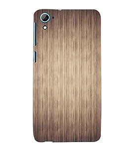 Fantastic Wood Pattern 3D Hard Polycarbonate Designer Back Case Cover for HTC Desire 826::HTC Desire 826 Dual Sim::HTC Desire 826 DS (GSM + CDMA)