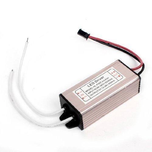 AC 85-265V Ingresso DC 12-24V Uscita (4-6) X3W LED alimentatore Driver