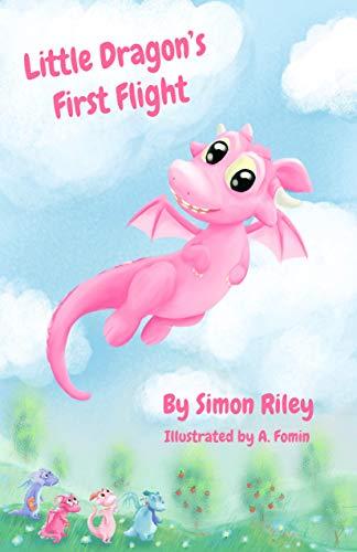 Little Dragon's First Flight: Pink Edition - Girls (English Edition) Kind Pink Dragon Girl
