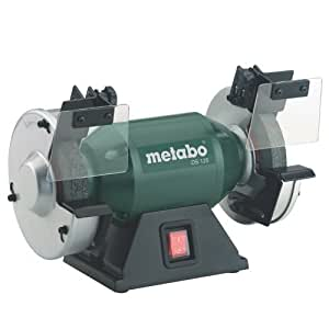 Metabo Ds 125 240 V 125 Mm Bench Grinder Amazon Co Uk