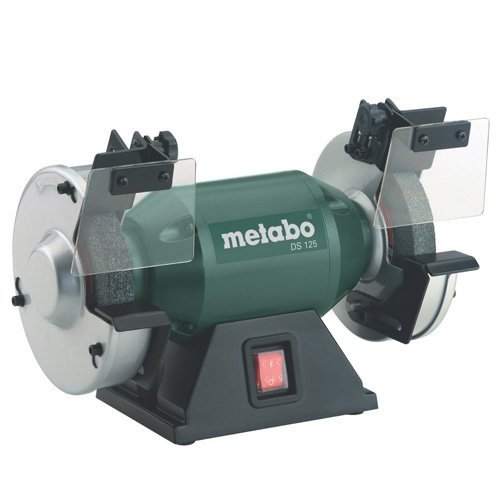 Metabo DS 125 - Esmeriladora doble, discos 125 mm