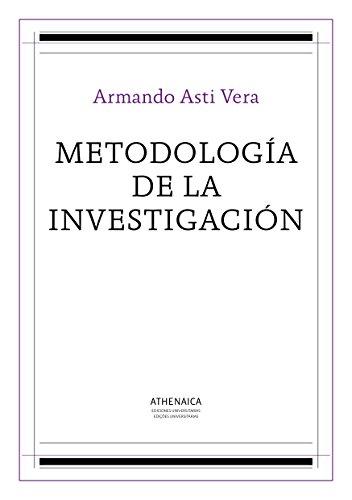 Metodología de la investigación (Filosofía de la Religión nº 4)