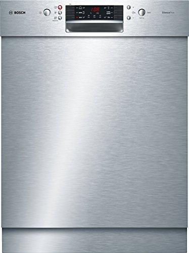 Bosch SMU46MS01E Serie 4 Silence Plus Geschirrspüler/60 cm/Unterbaugerät/A++/262 kWh/Jahr / 1820 L/jahr/Schutzprogramm/edelstahl