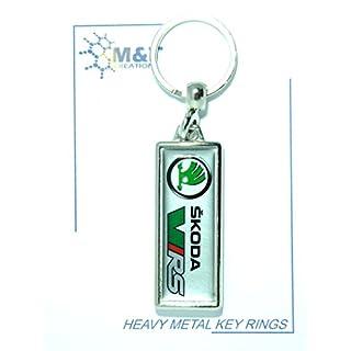 Heavy Metal Schlüsselanhänger One Seite Medaillon einfügen 3D Kunststoff Bild