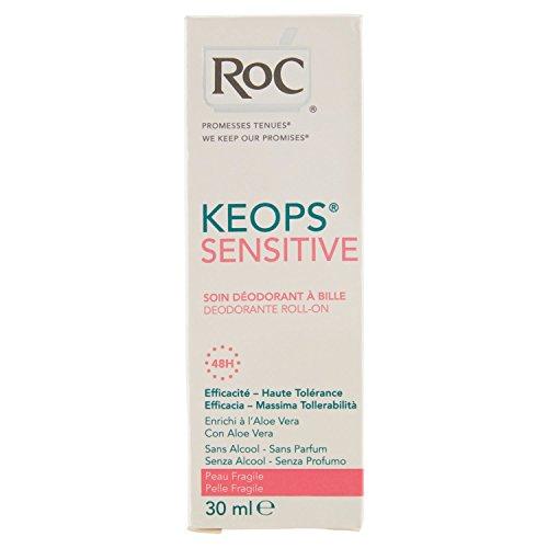 RoC Desodorante Roll-On Keops 48H 30 ml