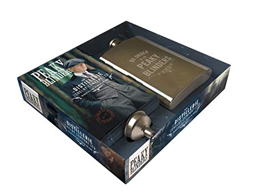 Coffret cadeauOrder of the Peaky Blinders ORIGINAL MONKEY Carafe et verre pour whisky ou gin Peaky Blinders