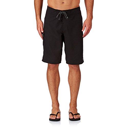 Reef RA392 Lucas Short de bain Homme Noir