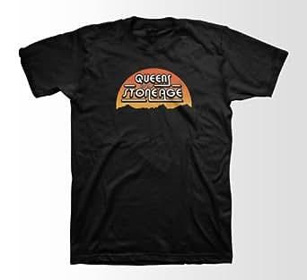 Queens Of The Stone Age - Queens of the Stone Age - Männer der Sunset-T-Shirt in Schwarz, XX-Large, Black