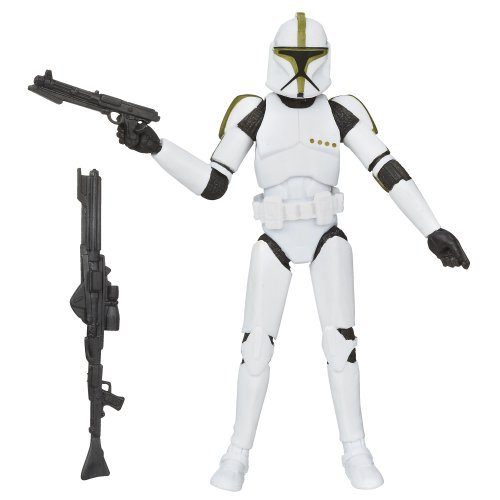 Wars Black Serie: Clone Trooper Sergeant 2 (Star Wars The Clone Wars Clone Trooper)