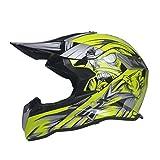 Männer ABS Motobike Helm Langlaufschutz Motorradhelme Persönlichkeiten Mountainbike Helme Motocross Helm Erwachsene