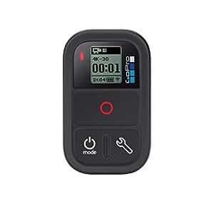GoPro Smart Remote (Wasserdicht, bis zu 180 m Reichweite, Bedienung von bis zu 50 Kameras gleichzeitig, geeignet für Actioncam-Fernbedienung)
