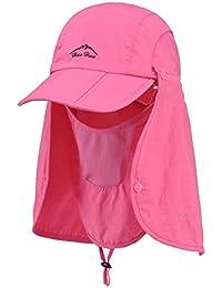 Sombrero De sol multifunción Gorra Protector para el cuello