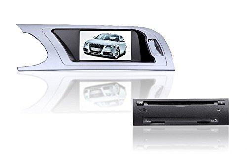 Gowe Auto DVD-Player 17,8cm GPS Navigation für Audi A42008-2012LINKS MIT RDS//DVD/GPS/Canbus/Bluetooth/SWC/iPod/USB/ATV -