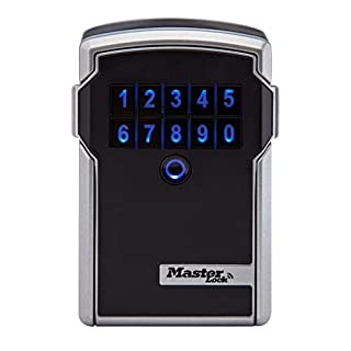 Select Access SMART Securely store keys and remotely share access (Key Lock Box)