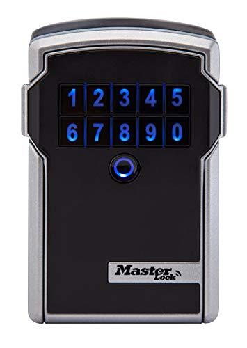 Masterlock  Bluetooth Schlüsseltresor - 5441EURD - Select Access Smart - Die Sichere und Intelligente Schlüsselaufbewahrung