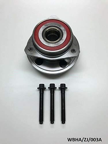 CROWN Margo Radlagersatz vorne & Hub Montage Reparatur-Set Wrangler YJ und TJ 1990-1999