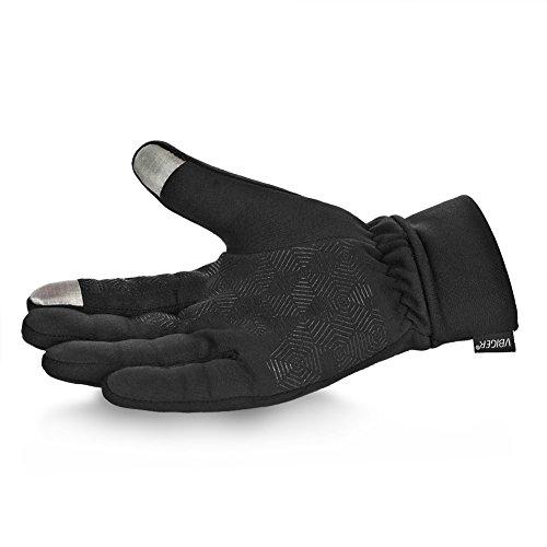 Vbiger TouchscreenHandschuhe Sport Handschuhe Trainingshandschuhe Rutschfest Handschuhe Vollfingerhandschuhe Trainingshandschuhe - 8