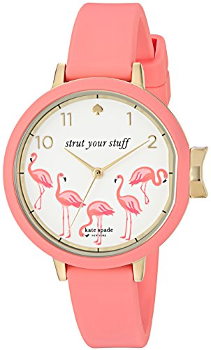 Kate Spade New York Park Row Montre à Quartz Or