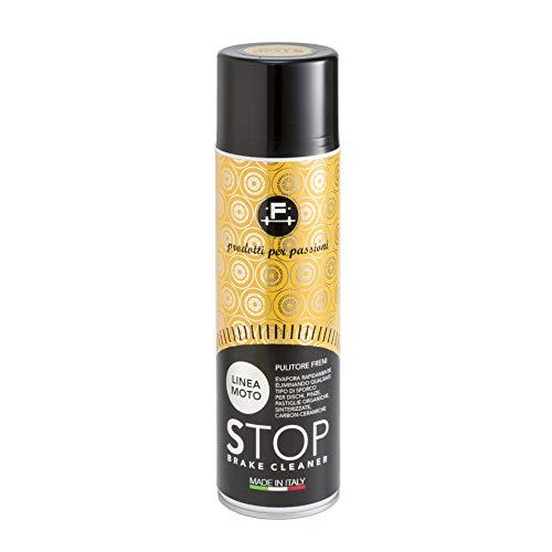 PRODOTTI PER PASSIONI  STOP pulitore freni moto 500 ml