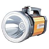 ZM Flashlight Outdoor-Blendung Suchscheinwerfer Lade-Fernbedienung Wasserdicht 50W Camping Home Taschenlampe
