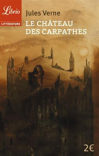 Le chateau des carpathes (Librio littérature) por Jules Verne