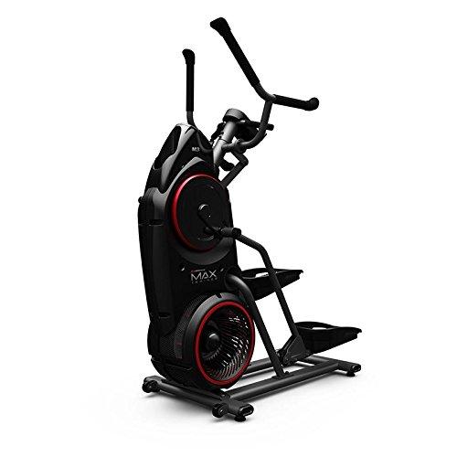 Bowflex MaxTrainer M3 Stepper elliptique Mixte Adulte, Noir/Rouge