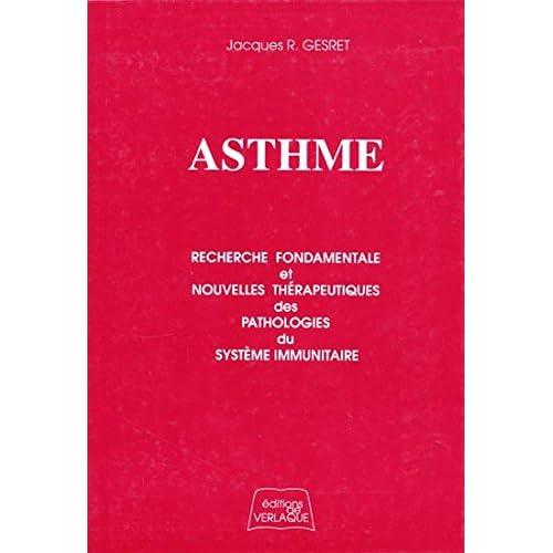ASTHME. Recherche fondamentale et nouvelles thérapeutiques des pathologies du système immunitaire
