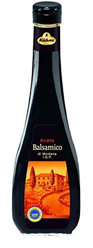 Kühne Essig Aceto Balsamico di Modena I.G.P in der Flasche, 500 ml